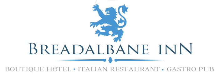 The Breadalbane Inn, Boutique Hotel, Italian Restaurant and Gastro Pub Fergus logo